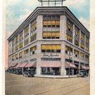 Asheville North Carolina Postcard, Bon Marche Department Store, Full Color c.1930