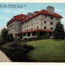 Asheville North Carolina Postcard, Grove Park Inn, Full Color c.1930