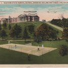 Kalamazoo Michigan Card, Western State Normal School and Grounds c.1919