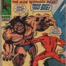 Daredevil #79 Murder Cries The Man-Bull c.1971