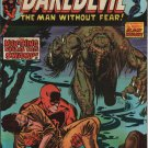 Daredevil #114 Man-Thing Stalks This Swamp c.1974