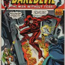 Daredevil #115 DD & The Black Widow, Night of The Death-Stalker, Marvel Comics c.1974