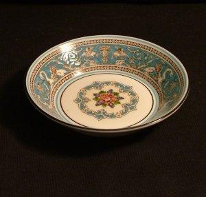 Wedgwood Fine Bone China 5 Inch Fruit & Dessert Bowl, Florentine Pattern