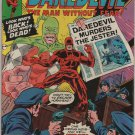 Daredevil #135 DD Murders The Jester c.1976