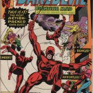 Daredevil #139 Fighting Mad As You've Never Seen Him c.1976