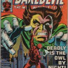 Daredevil #145 Deadly is The Owl By Night c.1977