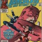 Daredevil #181 Bullseye vs. Elektra 1 Wins 1 Dies c.1982