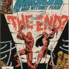 Daredevil #175 Elektra & DD The End? c.1981