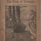 The Rose of Ernstein by May Agnes Fleming, The Leisure Hour Library No. 20, Lupton and Lovell c.1901