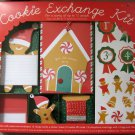 Williams Sonoma Christmas HOLIDAY COOKIE Party Kit NIB