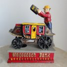 Iron Coin Bank STAGECOACH
