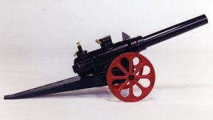 BIG BANG CANNON: 15FC Major Field Cannon - FREE UPS GROUND SHIPPING -  $159.95