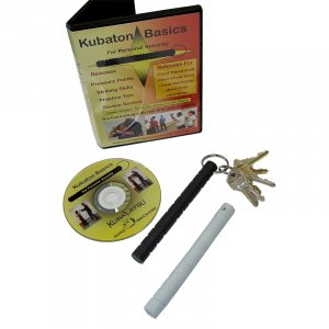 Kubaton Self Defense Video/DVD - DISCOUNT GIFTS ONLINE