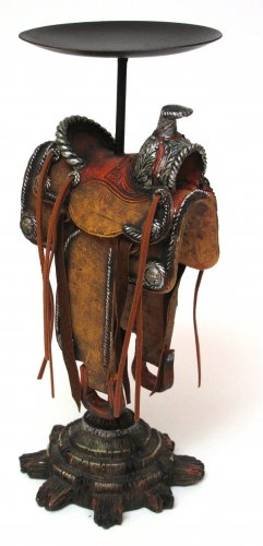 Saddle Candle Holder - DISCOUNT GIFTS ONLINE