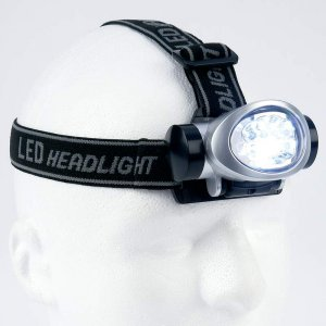 Mitaki-Japan 8-Bulb LED Headlamp ELHDLT8