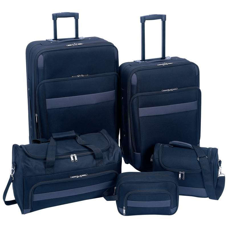 Embassy � 5 Rolling Piece Luggage Set