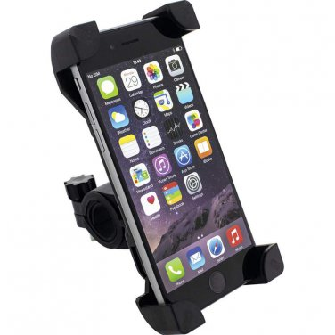 Diamond Plate Adjustable Motorcycle/Bicycle Large Phone Mount