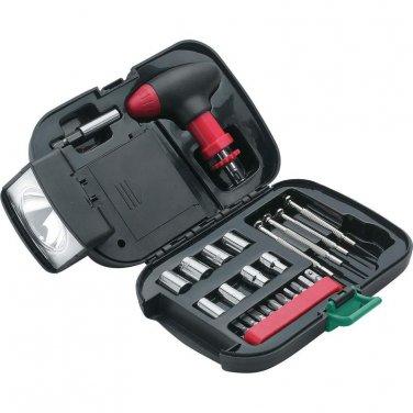 Maxam® 25 piece SAE Tool Set