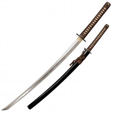 Cold Steel Mizutori (Crane) Katana Sword-29.75in Blade