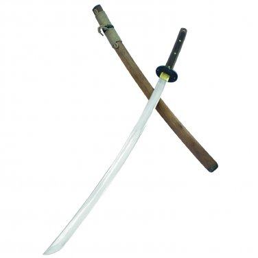 "Condor Kondoru Katana 28-3/4"" Blade 38-1/2"" Overall"