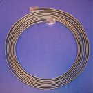 Rollover Cable 15ft - Flat Satin 26awg 8conductor