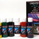 CREATEX Video/Airbrush Color Kit