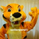 TIGER DELUXE ADULT COSTUME  MASCOT up 5' 9""