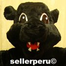 PANTHER DELUXE ADULT COSTUME MASCOT up 5' 9""