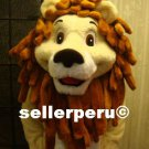 BIG LION DELUXE NEW ADULT COSTUME  MASCOT  5' 9""