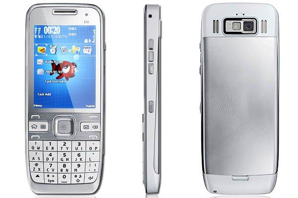 "2.4"" TFT 3-Band 2-Sim Standby Mobile Phone PB-E88"