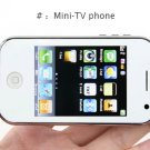 "2.6"" TV JAVA 4-Band 2-Sim Standby PDA Cellphone P07-A7"