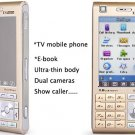 "3"" TV Dual Camera 4-Band 2-Sim Standby Mobile Phone 2GB PB4-V01"