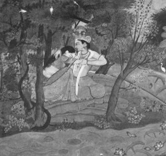 Loves of Krishna