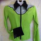 Lime/Black, Western Pleasure, Rail, Showmanship, Shirt