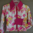 Hot Pink/Golden Yellow Roses, Western Pleasure, Rail, Showmanship, Shirt