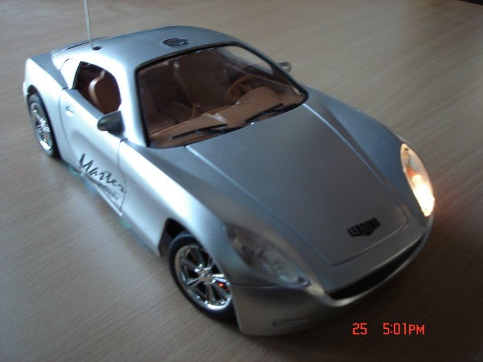 R/c Car with Lights & Sound
