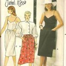 Butterick Sewing Pattern 6592 Sundress Short Jacket Janet Russo Size 12 Blouse