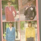 Butterick Sewing Pattern 4291 Blazer Jacket Fast Easy Size 12 14 16 Career Work