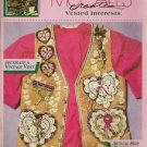 Deorate a Vest McCall's #14057 Fast Actual Size Patterns Pamphlet