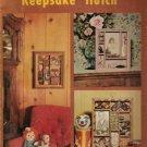 Make A Keepsake Hutch Joyce Bennett 1968 Craft Booklet