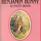 The Tale of Benjamin Bunny Activity Book PB 1993 Easter