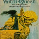 The Curse of the Witch-Queen Paula Volsky PB 1982