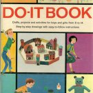 McCall's Golden Do it Book Vintage 1960 HC Crafts Wyckoff