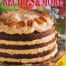 Duncan Hines Recipes & More Cookbook 1992