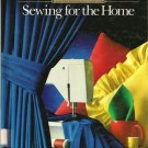 Sewing for the Home Decor HC 1984 Singer Reference Library