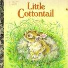 Little Cottontail Little Golden Book HC 1994