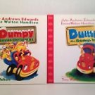 Dumpy Dump Truck and Saves Christmas 2 Books Julie Andrews HC DJ Tony Walton