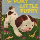 The Poky Little Puppy Little Golden Book 1942 C edition Tenggren