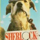 Sherlock Undercover Dog VHS Police Detective