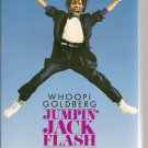 Jumpin' Jack Flash VHS Whoopi Goldberg Belushi